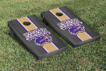 Western Carolina Cornhole Boards w/ Catamounts Logo
