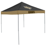 Central Florida Tent w/ Golden Knights Logo - 9 x 9 Economy Canopy