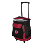 Indiana Rolling Cooler w/ Hoosiers Logo - 24 Cans