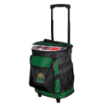 Marshall Rolling Cooler w/ Thundering Herd Logo - 24 Cans