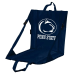 Penn State Stadium Seat w/ Nittany Lions Logo - Cushioned Back