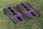 Prairie View A&M Cornhole Boards w/ Panthers Logo