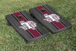 Texas Southern Cornhole Boards w/ Tigers Logo - Bean Bag