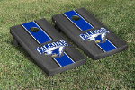 United States Force Cornhole Boards w/ Falcons Logo - Bean Bag Toss