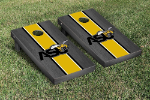 Alabama State Cornhole Boards w/ Hornets Logo - Bean Bag