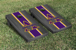 Alcorn State Cornhole Boards w/ Braves Logo - Bean Bag Toss