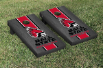 Ball State Cornhole Boards w/ Cardinals Logo - Bean Bag Toss