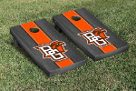 Bowling Green Cornhole Boards w/ Falcons Logo - Bean Bag