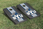 Brigham Young Cornhole Boards w/ Cougars Logo - Bean Bag