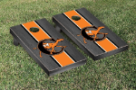 Campbell Cornhole Boards w/ Fighting Camels Logo