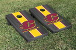 Central Michigan Cornhole Boards w/ Chippewas Logo