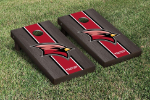 Saginaw Valley State Cornhole Boards w/ Cardinals Logo