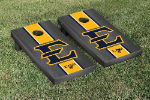 East Tennessee State Cornhole Boards w/ Buccaneers Logo