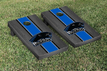 Eastern Illinois Cornhole Boards w/ Panthers Logo - Bean Bag