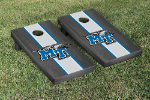 Middle Tennessee Cornhole Boards w/ Blue Raiders Logo