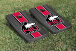 Northern Illinois Cornhole Boards w/ Huskies Logo - Bean Bag