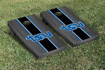 Tennessee State Cornhole Boards w/ Tigers Logo - Bean Bag