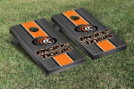 Pacific Cornhole Boards w/ Tigers Logo - Bean Bag Toss