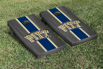 Pittsburgh Cornhole Boards w/ Panthers Logo - Bean Bag Toss
