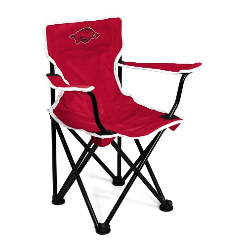 Arkansas Razorbacks Toddler Chair W Officially Licensed Logo