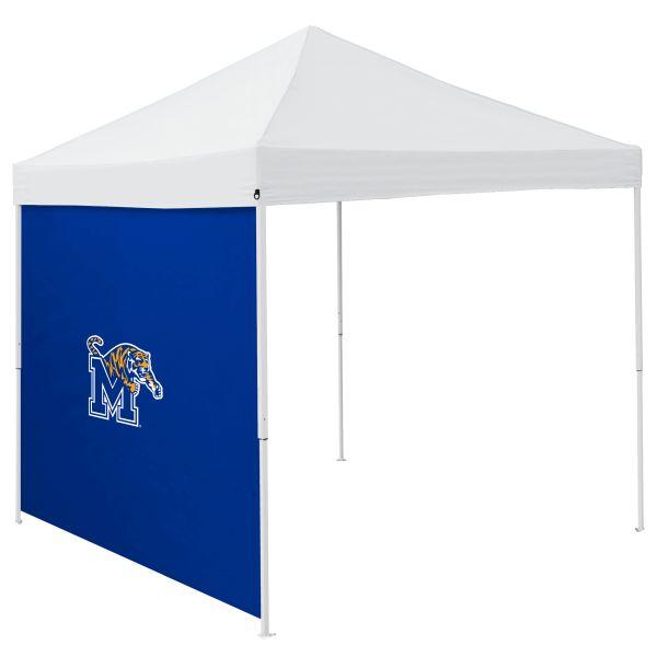 Memphis Tent Side Panel W Tigers Logo Logo Brand