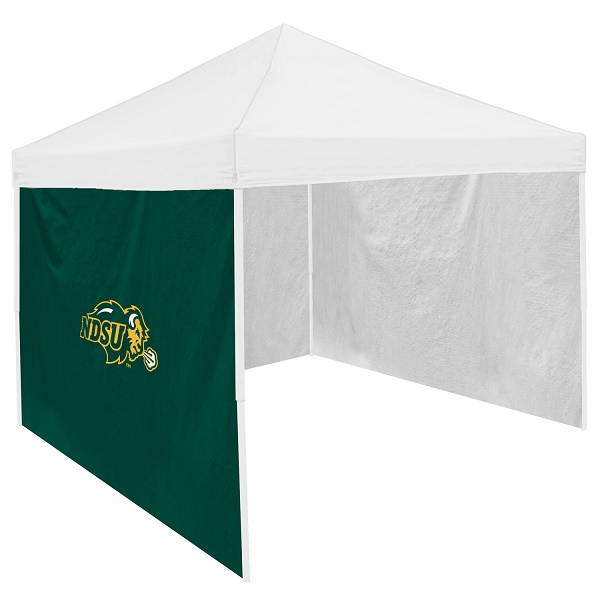 North Dakota State Tent Side Panel w/ Bison Logo - Logo Brand  sc 1 st  Team Sports Covers : bison tent - memphite.com