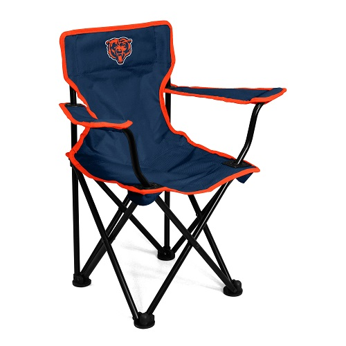 Chicago Bears Toddler Canvas Chair W Officially Licensed