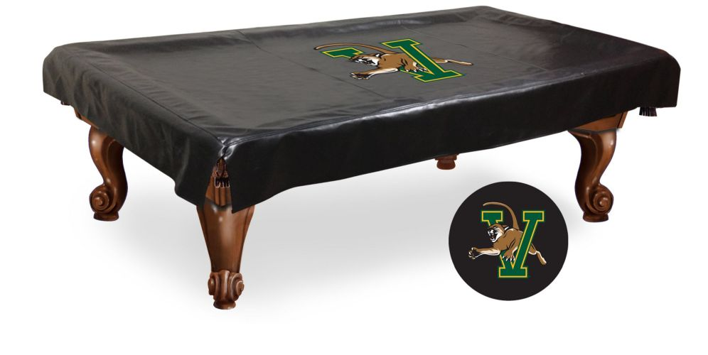 Vermont Catamounts Pool Table Cover W Script A Logo
