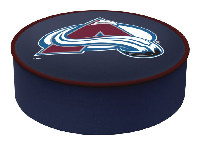 Colorado Avalanche Seat Cover W Officially Licensed Team Logo