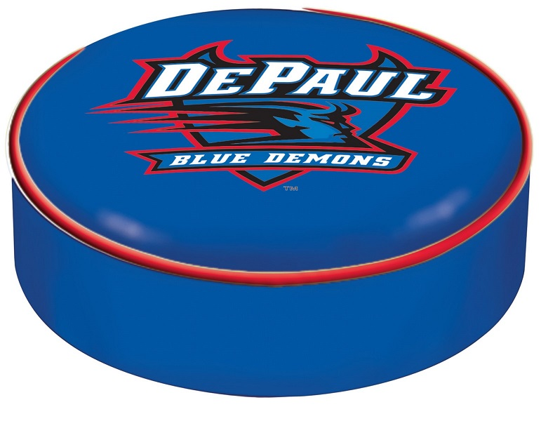 DePaul Blue Demons Bar Stool Seat Cover Seat Covers : BSCDePaul from www.teamsportscovers.com size 771 x 600 jpeg 95kB