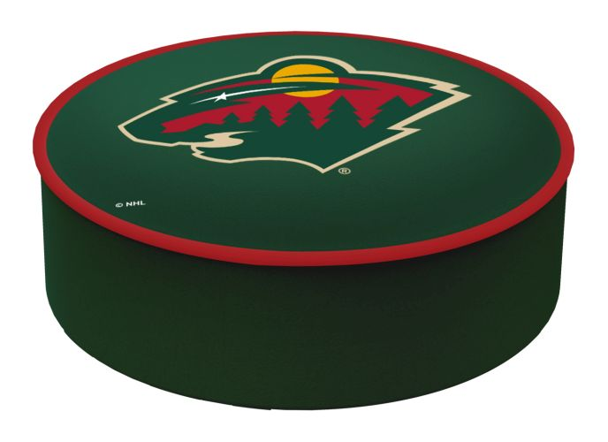 Minnesota Wild Seat Cover W Officially Licensed Team Logo