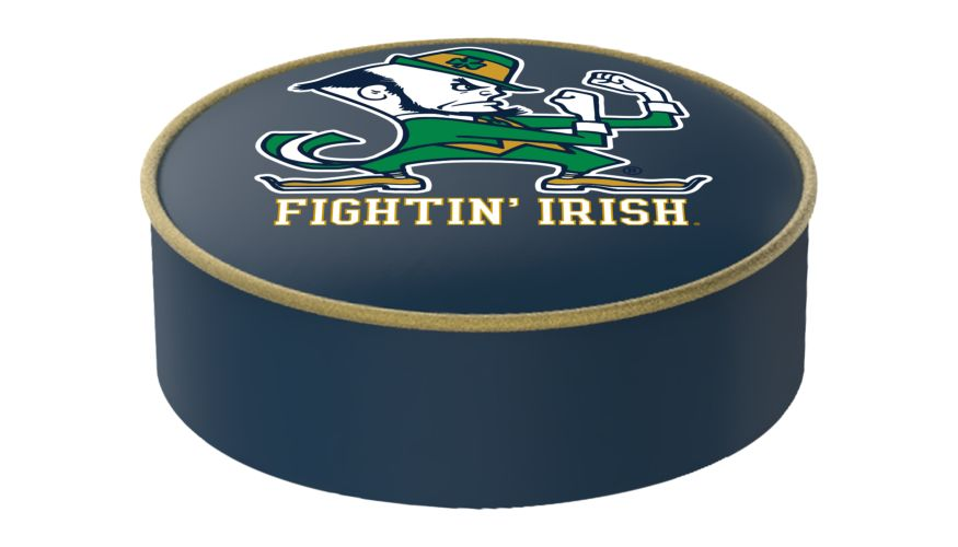 Notre Dame Fighting Irish Bar Stool Seat Cover Stool Covers : BSCND Lep from www.teamsportscovers.com size 1200 x 1000 jpeg 96kB