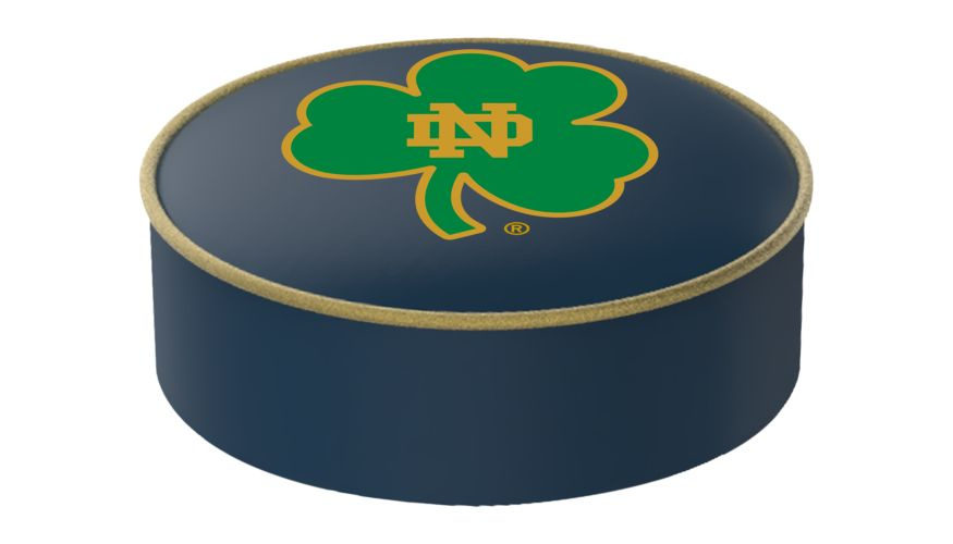 University Of Notre Dame Seat Cover Shamrock W