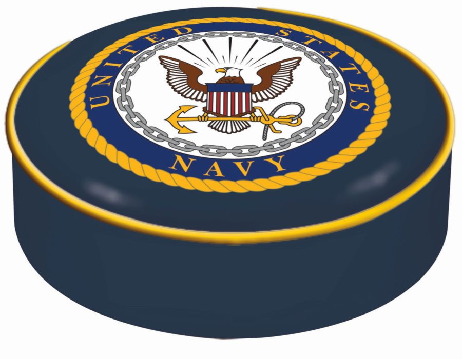 US Navy Bar Stool Seat Cover Military Bar Stool Seat Covers : BSCNavy from www.teamsportscovers.com size 816 x 600 jpeg 120kB