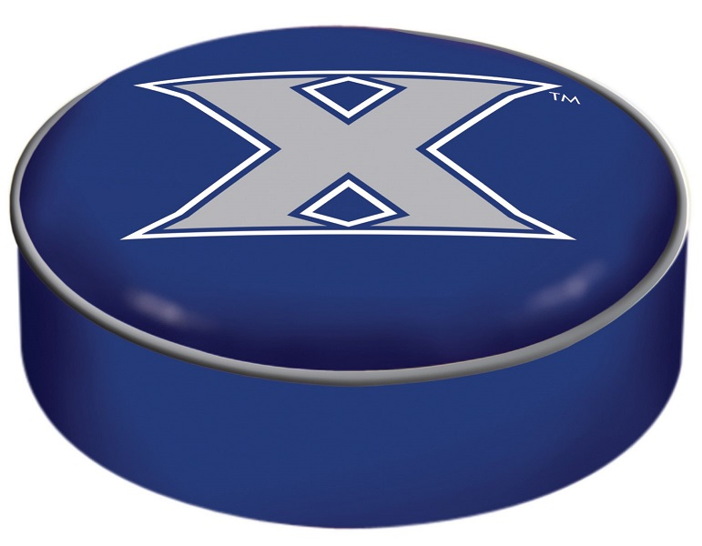 Xavier University Seat Cover W Officially Licensed Team Logo