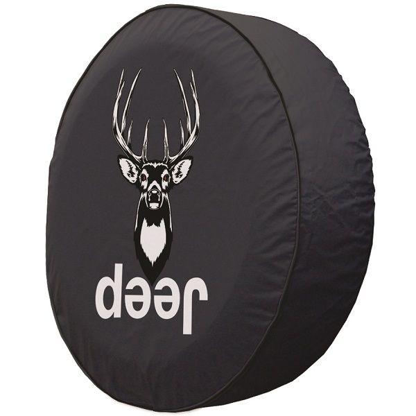 Deer Hunting Jeep Tire Cover on Black Vinyl : Deer20Hunting20Custom20Tire20Cover20Jeep20Side from www.teamsportscovers.com size 600 x 600 jpeg 31kB