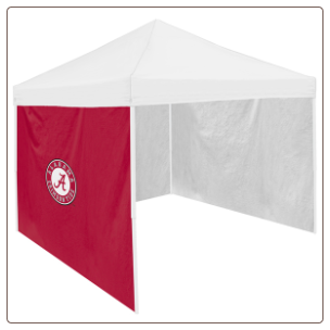 Alabama Crimson Tide Canopy Tent Side Panel