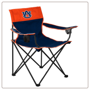 Auburn Tigers Big Boy Logo Chair