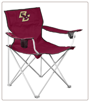 Boston College Eagles Deluxe Adult Logo Chair