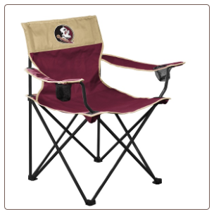 Florida State Seminoles Big Boy Logo Chair
