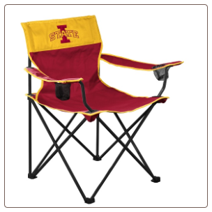 Iowa State Cyclones Big Boy Logo Chair