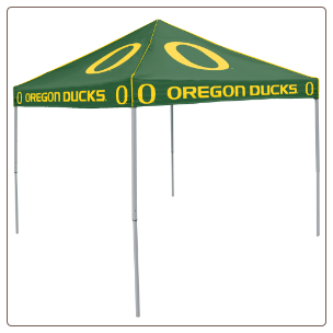 Oregon Ducks 9' x 9' Tailgate Canopy Tent