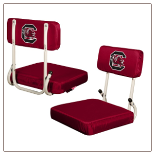 South Carolina Gamecocks Hardback Stadium Seat