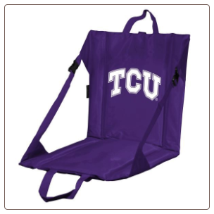 Texas Christian Horned Frogs Stadium Seat