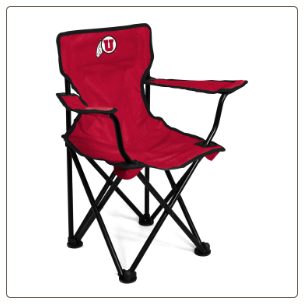 Utah Utes Logo Toddler Chair