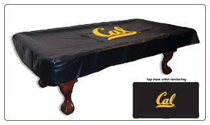 California Golden Bears Logo Billiard Table Cover by HBS