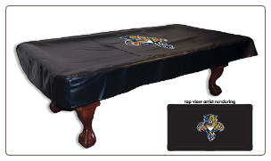 Florida Panthers Logo Billiard Table Cover by HBS