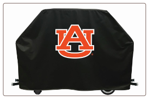 Auburn Tigers College Grill Cover