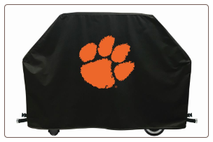 Clemson Tigers College Grill Cover