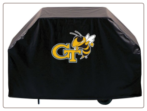 Georgia Tech Yellow Jackets College Grill Cover